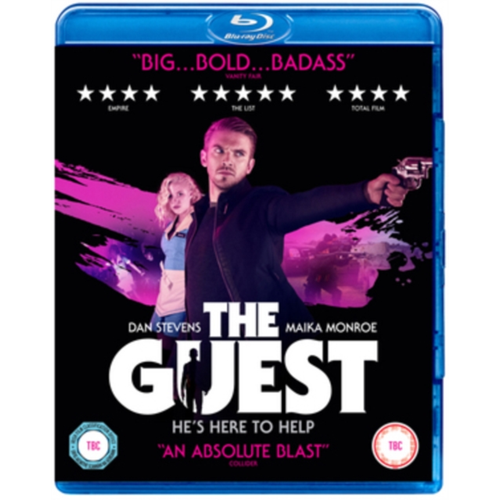 The Guest (UK-import) (BLU-RAY)