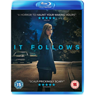 It Follows (UK-import) (BLU-RAY)