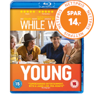 While We're Young (UK-import) (BLU-RAY)