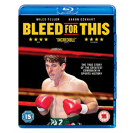 Bleed For This (UK-import) (BLU-RAY)