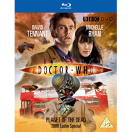 Produktbilde for Doctor Who - The New Series: Planet Of The Dead (UK-import) (BLU-RAY)