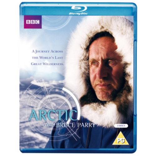 Arctic With Bruce Parry (UK-import) (BLU-RAY)