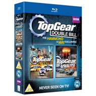 Top Gear Double Bill - The Hammond And May Exclusives (UK-import) (BLU-RAY)