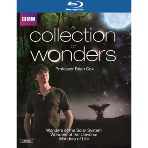 Wonders Of The Solar System/Wonders Of The Universe/Wonders Of... (UK-import) (BLU-RAY)