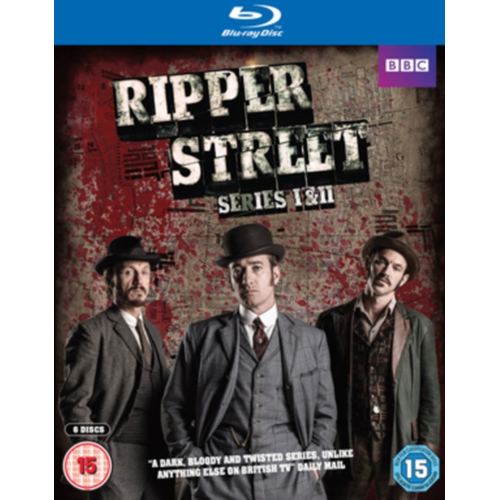 Ripper Street: Series 1 And 2 (UK-import) (BLU-RAY)