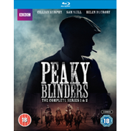 Peaky Blinders: The Complete Series 1 And 2 (UK-import) (BLU-RAY)