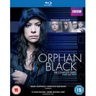 Produktbilde for Orphan Black: Series 1-2 (UK-import) (BLU-RAY)