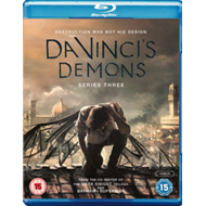 Da Vinci's Demons: Series 3 (UK-import) (BLU-RAY)
