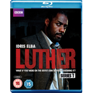 Luther: Series 1 (UK-import) (BLU-RAY)