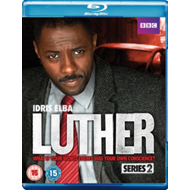 Luther: Series 2 (UK-import) (BLU-RAY)