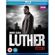 Luther: Series 3 (UK-import) (BLU-RAY)