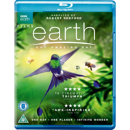 Earth - One Amazing Day (UK-import) (BLU-RAY)