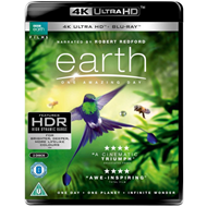 Earth - One Amazing Day (UK-import) (4K Ultra HD + Blu-ray)