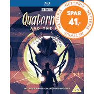 Produktbilde for Quatermass And The Pit (UK-import) (BLU-RAY)