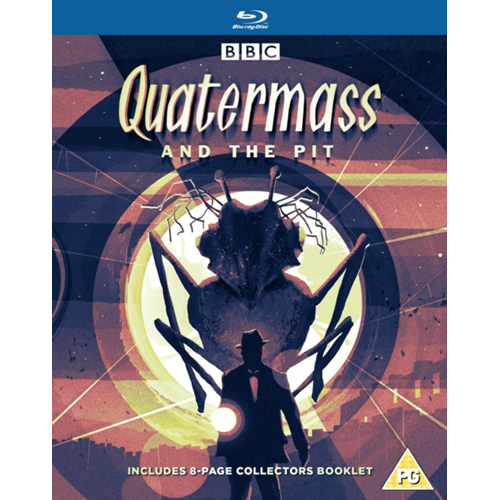 Quatermass And The Pit (UK-import) (BLU-RAY)