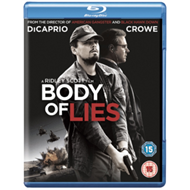 Produktbilde for Body Of Lies (UK-import) (BLU-RAY)