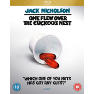 One Flew Over The Cuckoo's Nest (UK-import) (BLU-RAY)