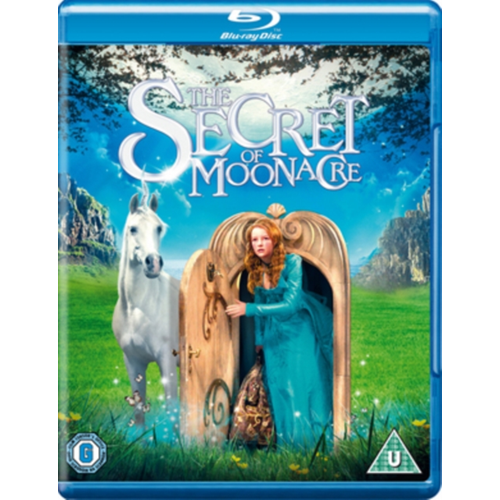 Secret Of Moonacre (UK-import) (BLU-RAY)