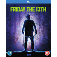 Friday The 13th (UK-import) (BLU-RAY)