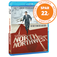 Produktbilde for North By Northwest (UK-import) (BLU-RAY)