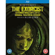 Produktbilde for The Exorcist: Extended Director's Cut (UK-import) (BLU-RAY)