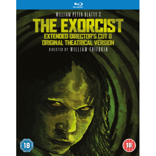 Exorcist: Extended Director's Cut (UK-import) (BLU-RAY)