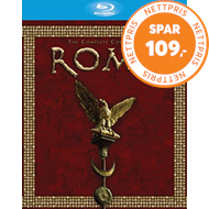 Produktbilde for Rome: The Complete Collection (UK-import) (BLU-RAY)