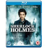 Produktbilde for Sherlock Holmes (UK-import) (BLU-RAY)