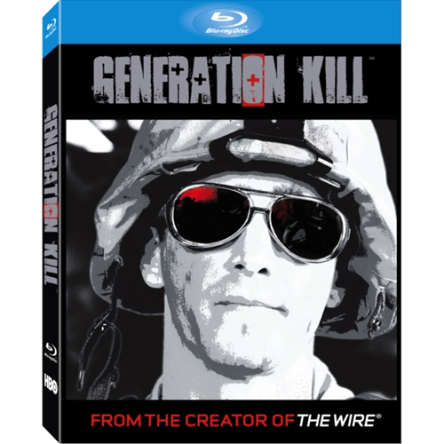 Generation Kill (UK-import) (BLU-RAY)