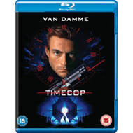Timecop (UK-import) (BLU-RAY)
