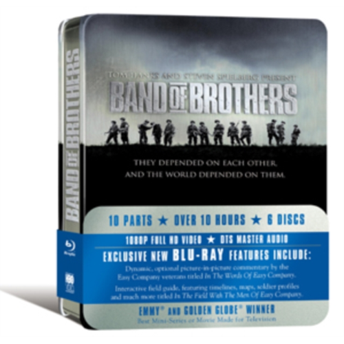 Band Of Brothers (UK-import) (BLU-RAY)