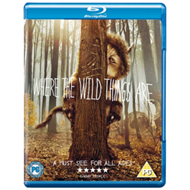 Produktbilde for Where The Wild Things Are (UK-import) (BLU-RAY)