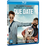 Due Date (UK-import) (BLU-RAY)