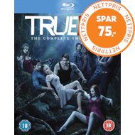 Produktbilde for True Blood: The Complete Third Season (UK-import) (BLU-RAY)