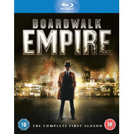 Boardwalk Empire: The Complete First Season (UK-import) (BLU-RAY)