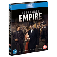 Boardwalk Empire: The Complete Second Season (UK-import) (BLU-RAY)