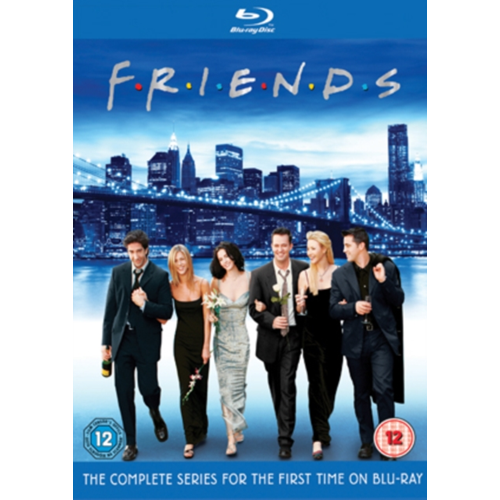 Friends: The Complete Series (UK-import) (BLU-RAY)