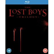 Produktbilde for The Lost Boys Trilogy (UK-import) (BLU-RAY)