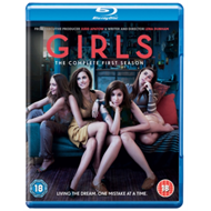 Girls: The Complete First Season (UK-import) (BLU-RAY)