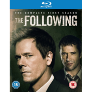 Produktbilde for The Following: The Complete First Season (UK-import) (BLU-RAY)