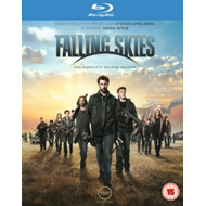 Falling Skies: The Complete Second Season (UK-import) (BLU-RAY)