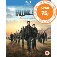 Produktbilde for Falling Skies: The Complete Second Season (UK-import) (BLU-RAY)