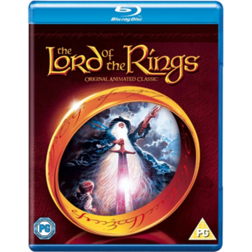 Lord Of The Rings (UK-import) (BLU-RAY)