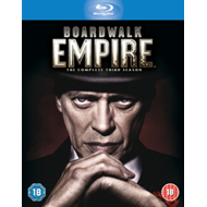 Boardwalk Empire: The Complete Third Season (UK-import) (BLU-RAY)