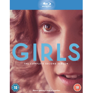 Girls: The Complete Second Season (UK-import) (BLU-RAY)