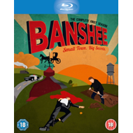 Produktbilde for Banshee: The Complete First Season (UK-import) (BLU-RAY)