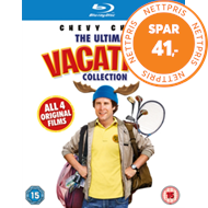 Produktbilde for National Lampoon's Vacation Collection (UK-import) (BLU-RAY)