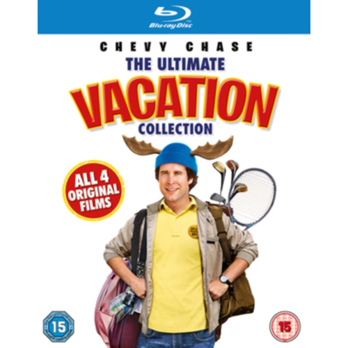 National Lampoon's Vacation Collection (UK-import) (BLU-RAY)