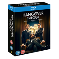 Hangover Trilogy (UK-import) (BLU-RAY)