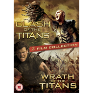 Produktbilde for Clash Of The Titans/Wrath Of The Titans (UK-import) (BLU-RAY)